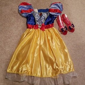 🔖Sale item❣Snow White Costume with Shoes!